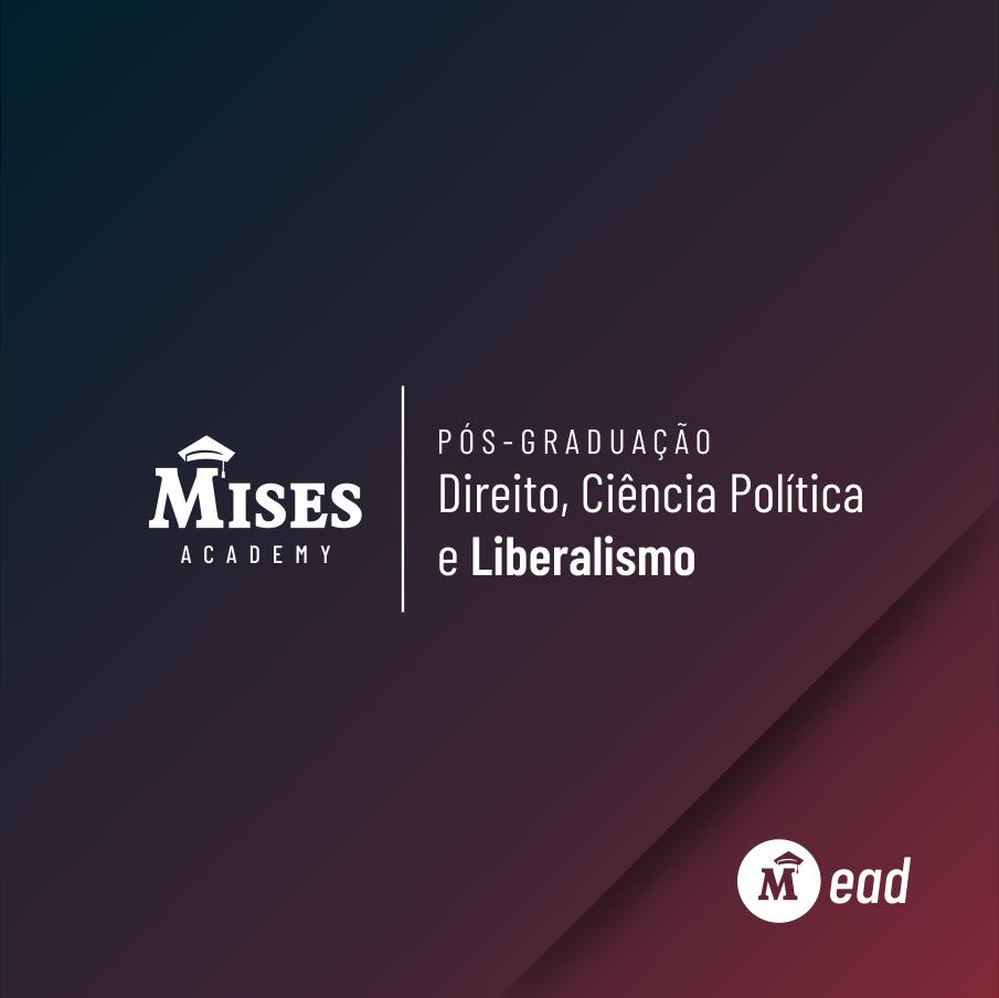Pós-Graduação em Direito, Ciência Política e Liberalismo